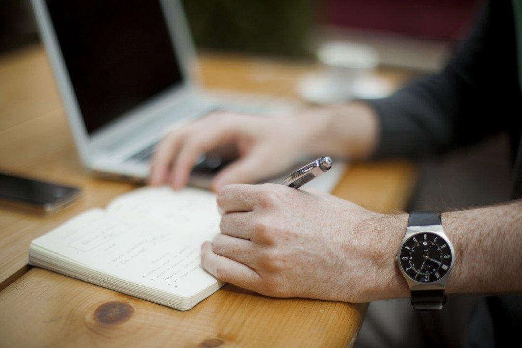 Adquirir el hábito de escribir cada día