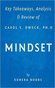 "Portada del libro ""Mindset"" de Carol Dweck"