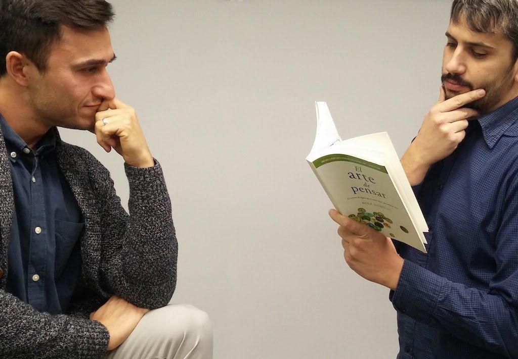 """Errores de lógica y """"El arte de pensar"""" de Rolf Dobelli"""