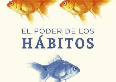 """Portada del libro """"El poder de los hábitos"""" de Charles Duhigg"""