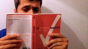 """Libro """"El efecto Checklist"""" de Atul Gawande"""