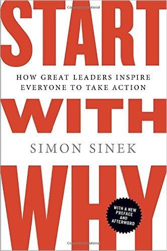 """Start with why"" de Simon Sinek"
