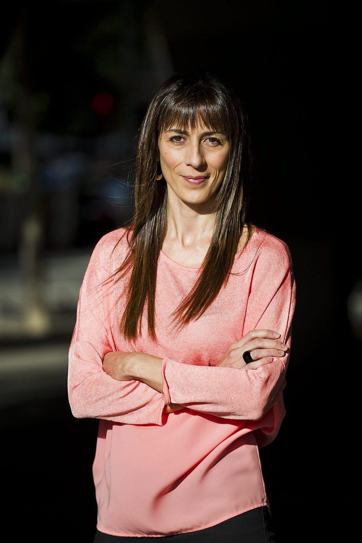 Retrato de Sandra Ribalta Peralba, dietista y nutricionista
