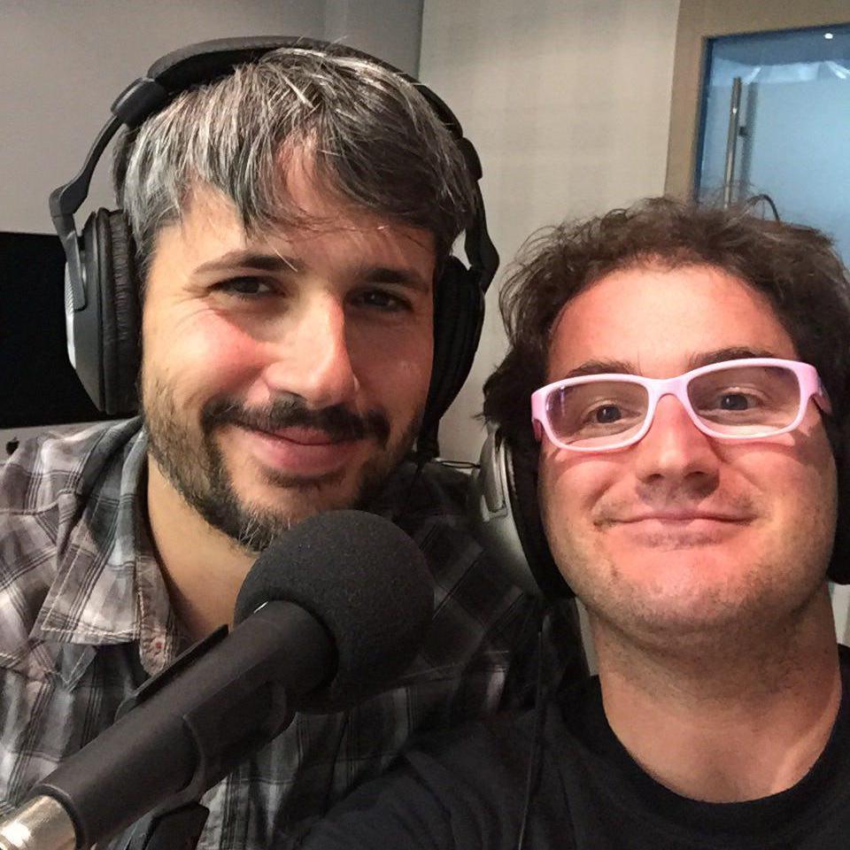 Carles Caño i Marc Alier