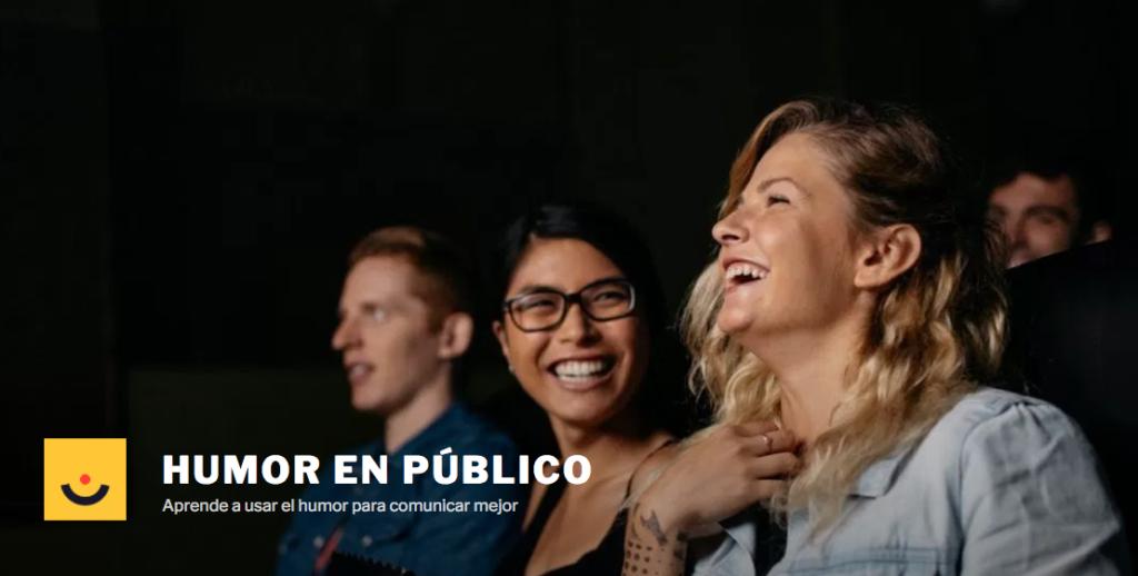 Humor en público - Podcast