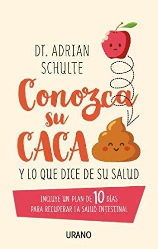 """Libro """"Conozca su caca"""" de Adrian Schulte"""