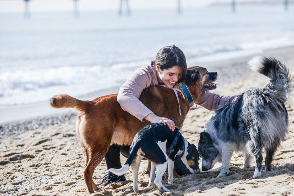 Pat Educadora Canina: una autónoma feliz :-)