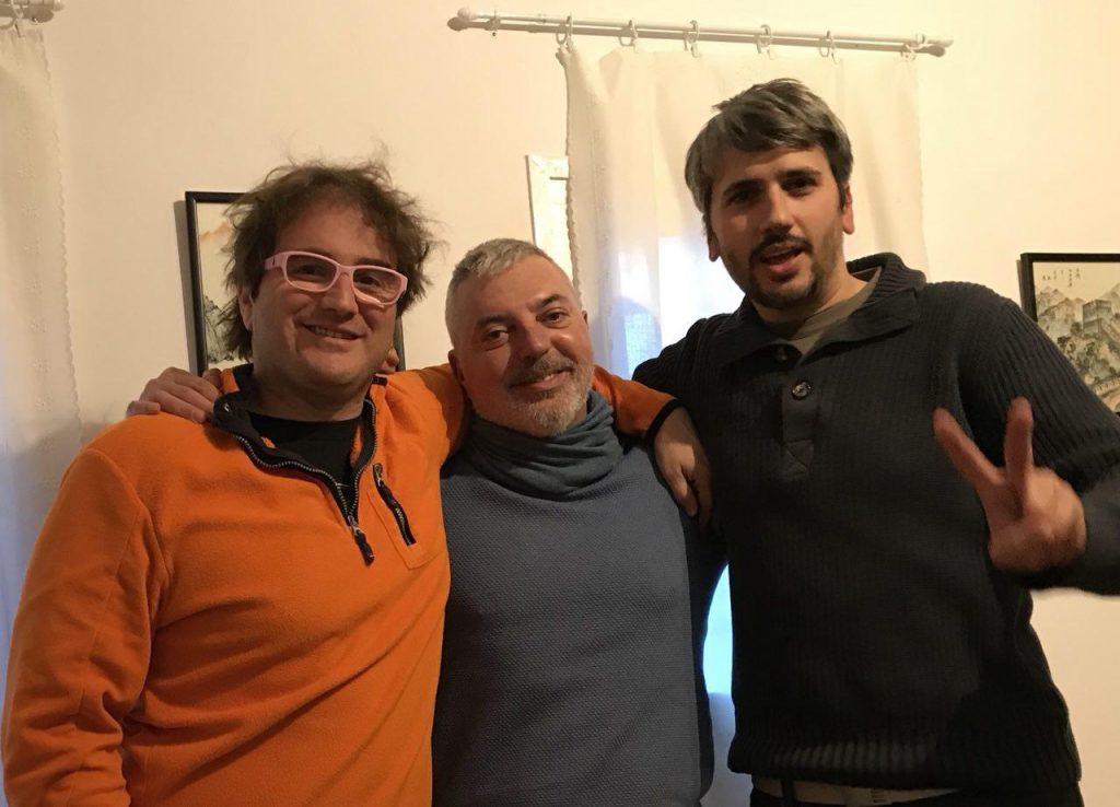 Marc, Tomàs y Carles