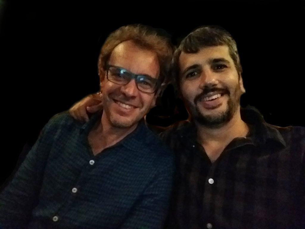 Daniel y Carles