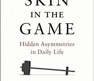 "Libro ""Skin in the Game"" de Nassim Nicholas Taleb"