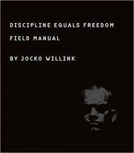 "Libro ""Discipline equals freedom"" de Jocko Willink"