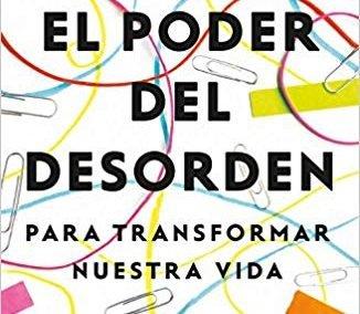 """Portada del libro """"El poder del desorden para transformar nuestra vida"""" de Tim Harford"""