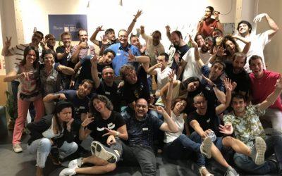 ZT 113 La comunidad es nuestro gurú (grabamos en el zetaevento 2018)