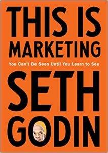 "Libro ""This Is Marketing"" de Seth Godin"